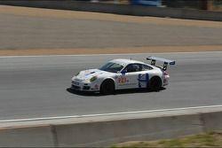 #24 Compitition Motorsports Porsche 911 GT3 Cup: Bob Faieta, Michael Avenatti, Cort Wagner