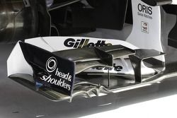 Williams FW34 ön kanat