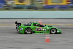 #18 MP1A Chevrolet Corvette, Juan Vento, Frank Eiroa, Hoerr Racing