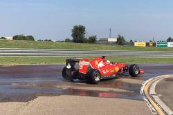Pirelli, test di Giugno