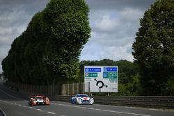#45 Algarve Pro Racing Ligier JS P217 Gibson: Mark Patterson, Matt McMurry, Vincent Capillaire, #99 Beechdean AMR Aston Martin Vantage GTE: Andrew Howard, Ross Gunn, Oliver Bryant
