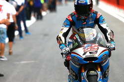Alex Marquez, Marc VDS,  with Nicky Hayden 69 tribute number