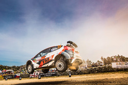 Takamoto Katsuta, Marko Salminen, Tommi Makinen Racing Ford Fiesta R5