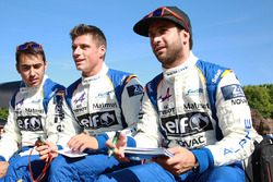Pierre Ragues, Andre Negrao, Nelson Panciatici, Signatech Alpine