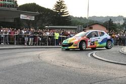 Pin Danilo, Grandi Jimmy, Peugeot 207 S2000, D-max Swiss