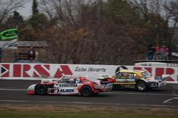 Sergio Alaux, Donto Racing Chevrolet, Omar Martinez, Martinez Competicion Ford