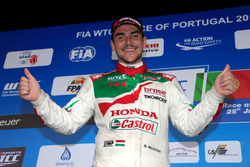 Podyum: Norbert Michelisz, Honda Racing Team JAS, Honda Civic WTCC