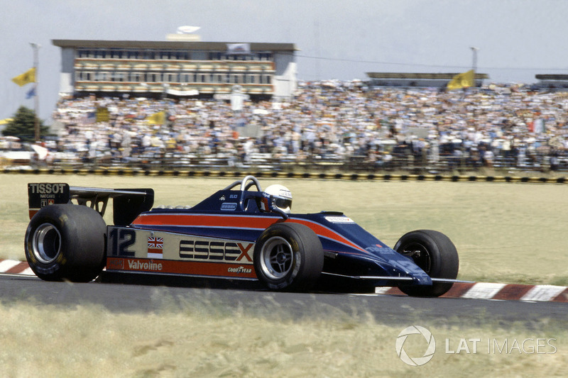 Lotus F1 Team History Page