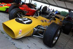 Автомобиль Джима Кларка Vollstedt 1967 года