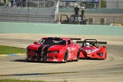 #51 MP1B Chevrolet Camaro, Joe Gonzalez, ACAR 4U Racing, #29 FP2 Ligier, Brian Fowler