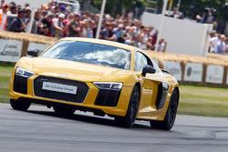 Крис Уорд, Audi R8 V10