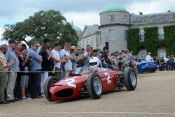Ferrari Sharknose Derek Hill