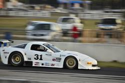 #31 TA Chevrolet Corvette, Keith Grant