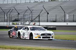 #60 TA2 Ford Mustang, Tim Gray, #24 TA2 Ford Mustang, Dillon Machavern, Mike Cope Racing Enterprises