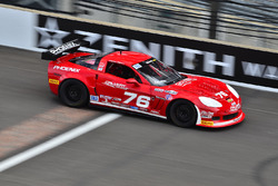 #76 TA3 Chevrolet Corvette, Preston Calvert, Phoenix Performance