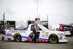 Matt Mills, Chevrolet Silverado crewmen