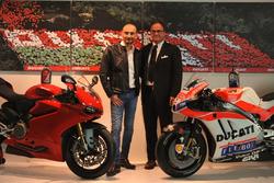Rinnovo Partnership Ducati-Shell