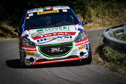 Peugeot Competition 208: Rally del Casentino