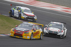 Том Коронель, Roal Motorsport, Chevrolet RML Cruze TC1, Рьо Мітігамі, Honda Racing Team JAS, Honda Civic WTCC
