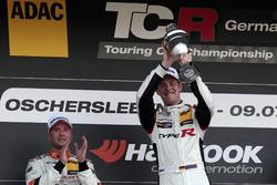 Podium: 1. Moritz Oestreich, Honda Team ADAC Sachsen, Honda Civic Type R-TCR