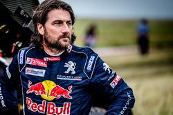 Давид Кастера, Peugeot Sport
