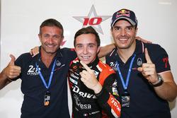 Memo Rojas, Nicolas Minassian, Leo Roussel, G-Drive Racing
