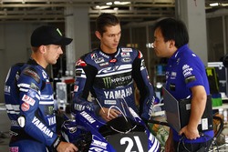 #21 Yamaha Factory Racing Team: Alex Lowes, Michael van der Mark