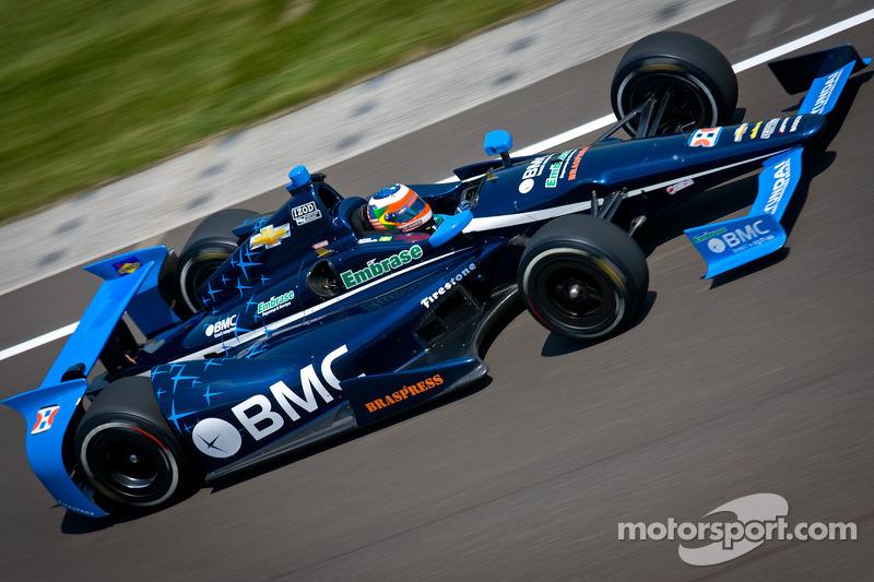 2012 (Indy): KV, 12º no campeonato (289 pts)
