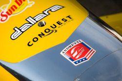 Car detail, Ana Beatriz, Andretti Autosport/Conquest Racing Chevrolet