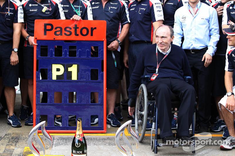 Впрочем, на этом события Гран При Испании 2012 года не закончились