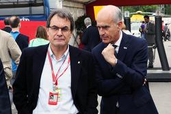 Artur Mas, President of the Generalitat de Catalunya