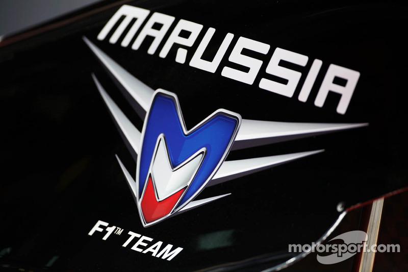 И команда Marussia