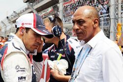 Pastor Maldonado, Williams gridde