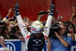 Yarış galibi Pastor Maldonado, Williams F1 Team