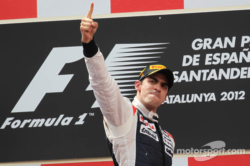 GP España 2012: Pastor Maldonado, Williams F1