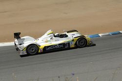#8 Merchant Services Racing Oreca FLM09: Kyle Marcelli, Lucus Downs, Dean Stirling