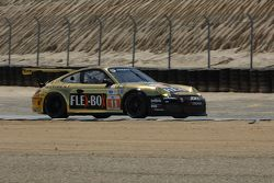 #11 JDX Racing Porsche 911 GT3 Cup: Chris Cumming, Matthew Marsh, Martin Ragginger