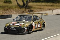 #11 JDX Racing Porsche 911 GT3 Cup: Chris Cumming, Matthew Marsh, Martin Ragginger