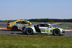 #08 Limitless Racing SCDA1.Com Audi R8 Grand-Am: Elivan Goulart, Jason Lee - #94 Turner Motorsport B