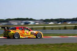 #40 Dempsey Racing Visit Florida Mazda Rx-8: Joe Foster