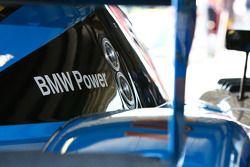 BMW Power - Chip Ganassi Racing technische inspectie