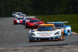 Ricky Taylor #10 Suntrust Racing Chevrolet Corvette Dallara DP