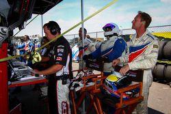 Pitbox #5 Action Express Racing Chevrolet Corvette Dp: Darren Law