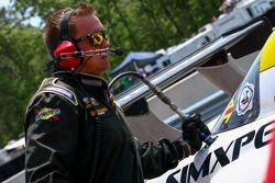 Pitstop #43 Team Sahlen TheRaceSite.Com Mazda Rx-8