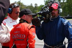 Jon Fogarty met Speed TV