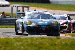 #67 TRG Sargent & Lundy Porsche GT3: Steven Bertheau, Spencer Pumpelly