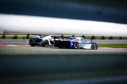 #60 Michael Shank Racing With Curb-Agajanian Ford Riley: Ozz Negri, John Pew - #08 Limitless Racing SCDA1.Com Audi R8 Grand-Am: Elivan Goulart, Jason Lee