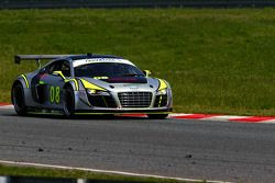 #08 Limitless Racing SCDA1.Com Audi R8 Grand-Am: Elivan Goulart, Jason Lee