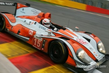 #15 OAK Racing OAK/Pescarolo: Bertrand Baguette