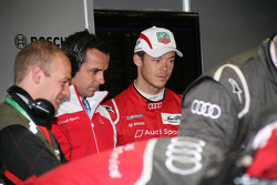 Benoit Tréluyer and Andre Lotterer